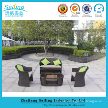 Best Seller Artificial Rattan Furniture Setting Outdoor Wicker Sofa Sets