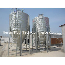 Galvanization Sheet Silo System