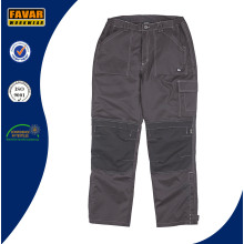 Impermeable y transpirable negro impermeable pantalones