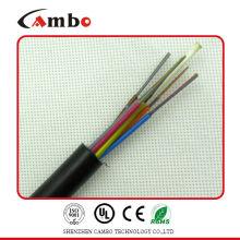 El 100% Fluck probó el cable de fibra óptica de alta calidad Plain recocido alambre de cobre (24 AWG)