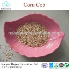 farine d'épi de maïs agricole pour la culture de champignons en vrac de maïs en épi