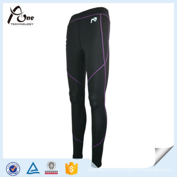 Gym Workout Plain Tight Slim Fitted Running Leggings Men