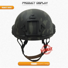 Bullet Proof Fast Helmet with Water Transfer Print
