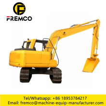 6875mm Digging Depth Hydraulic Excavator