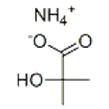 ammonium 2-hydroxyisobutyrate  CAS 2539-76-6