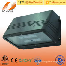 Outdoor wall mounted lighting 60W led wall pack light ETL led wall light