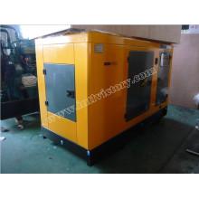 Geräuschloser geräuschloser Dieselgenerator 24kw, der mit Yangdong Maschine eingestellt wird