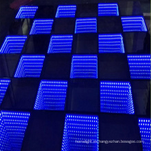 DMX512 Portable RGB Animation Digital LED Dance Floor en venta