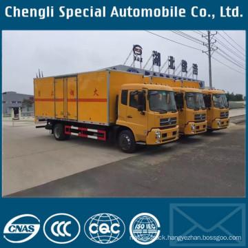 LHD 4X2 15tons General Cargo Truck Lorry Truck Cargo Truck