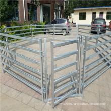 galvanized livestock sheep  panels for sale