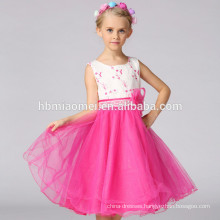 flower girls dresses for party and wedding Kids Full Lace Floral Child Princess Party Dress kids costume girls party dress kids
