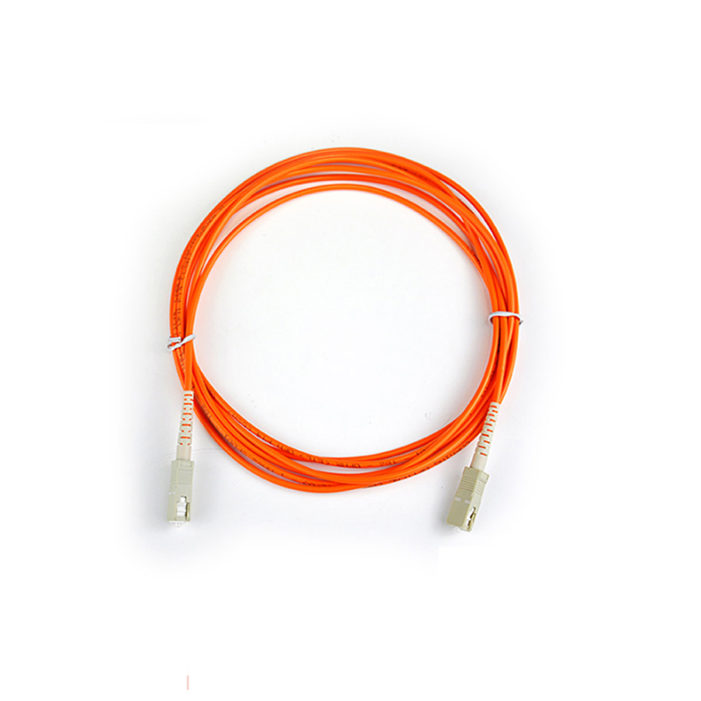 Fiber Optic Patch Cord Types