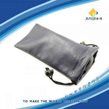 Sunglasses Leather PU Bag