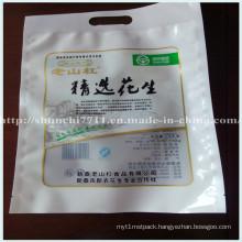 Handle Food Plastic Packing Bags