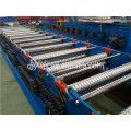 Chapa de aço ondulada Miller máquina de rolamento para o mercado de África