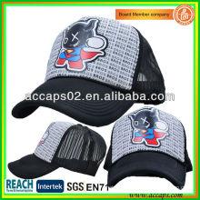 Cravate d'impression de bande dessinée Caps de camion ATC1254