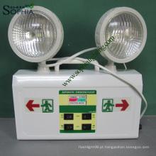 5W LED Emergency Light, luz de saída, lâmpada indicadora