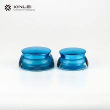 15g Round Face Eye Cream Plastic Jar