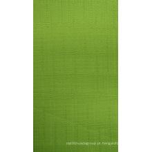 Tecido de poliéster de bambu brilhante com revestimento de PVC