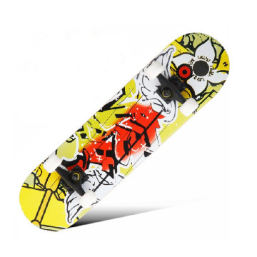 Professionelles Skateboard mit CE-Zulassung (Yv-3108-2