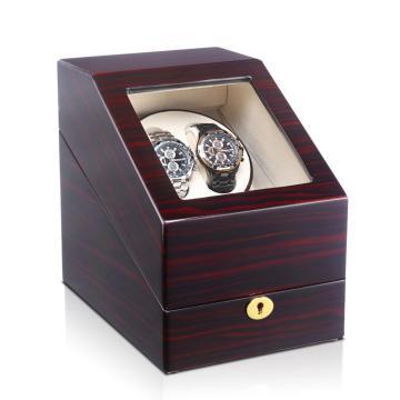 Boîte de présentation de bobinier de montres à rotor unique 2 + 3
