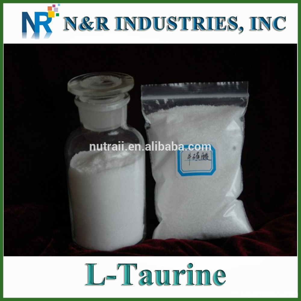 taurine industry around china world The key manufacturers in china's taurine business are around 80% of the company's besides in the beverage industry, taurine is witnessing more.
