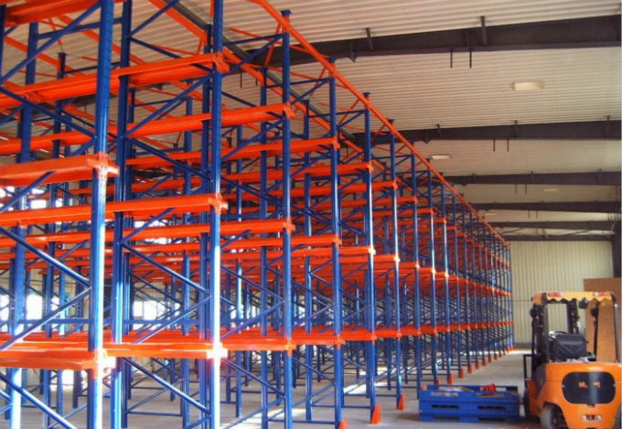 Warehouse Pallet Shelving