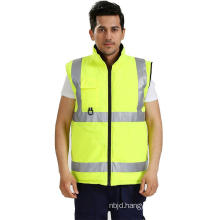 Hi Vis Reflective Industrial Working Wear Jacket