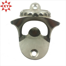 Zinc Alloy Wall 3D Bottle Opener (XY-mxl91703)