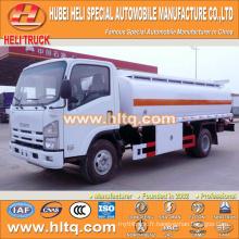 Technologie japonaise 4x2 190hp 12CBM camion citerne d'acide chlorhydrique à vendre, usine de fabrication de Chine