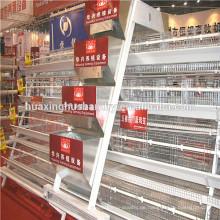 Automatischer Chicken Layer Cage zum Verkauf in Philippinen