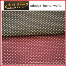 Poliéster tecido sofá jacquard EDM1044