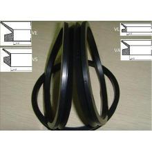 Selo de óleo FKM / NBR Va para eixos rotativos