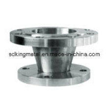 Pn40 Forged Carbon Steel Flanges Wn Sch80 Std