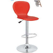 Red PVC Material Bar Stool (TF 6021)
