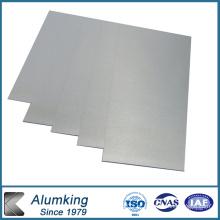 Folha de alumínio 3003/3105 para painel composto