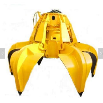 Grab Claw Bucket Crane