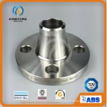 Soudure acier duplex collet forgé avec TUV (KT0005)