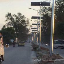8m Pole Excellent 60W Solar LED Street Light Price
