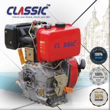CLASSIC CHINA 12HP/13HP Manual Start Air Cooled 4-Stroke Diesel Engine Prices 186FA(188FA)
