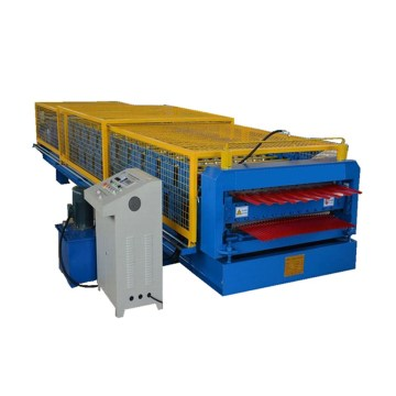 Klasik Double Deck Roll Forming Machine