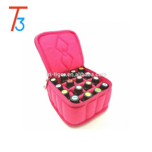 30-Bottle Essential Oil Carrying Case - Perfect Essential Oils Bag for Traveling - Sturdy Double Zipper