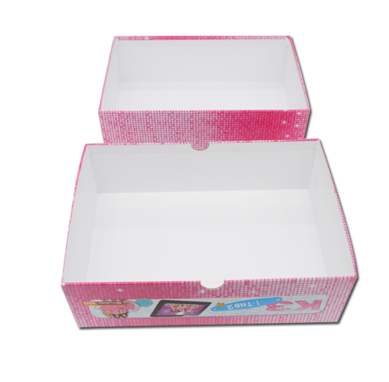 High End Colorful Handmade Packaging Box