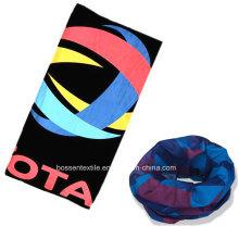 Pañuelo de ante sin costuras multifuncional personalizado promocional