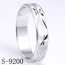 Fashion 925 Sterling Silver Wedding/Engagement Ring Jewelry (S-9200)