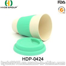 Copo de fibra de bambu de grande resistência Eco-Friendly (HDP-0424)