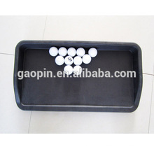 Factory direct sale Rubber Golf Ball Tray