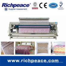 Richpeace edredón computarizado haciendo máquina de bordar acolchada