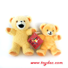 Stuffed Gold Bears