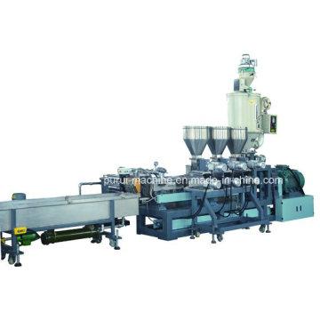 Twin Screw Extruder Plastic Granulating Machine Plastic Machinery